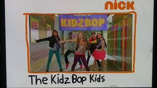 Nickelodeon Bumper (2009-2010) Coming Up The Kidz Bop Kids / Now More The Penguins Of Madagascar