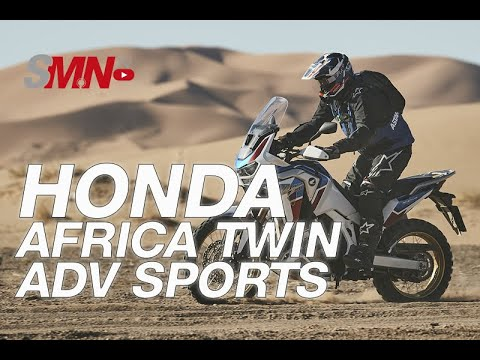 Prueba Honda CRF1100L Africa Twin Adventure Sports DCT 2020 (II) [FULLHD]