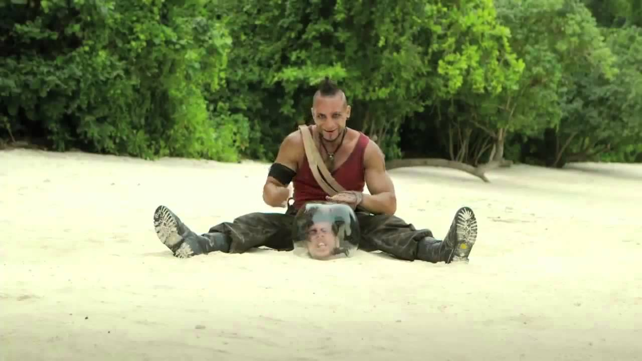 Vaas's show with Michael Mando [Full] - YouTube  |Rook Island Real Life