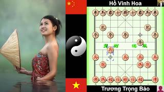 Hồ Vinh Hoa QUYẾT ĂN THUA với cao thủ Việt Nam và CÁI KẾT | Bình luận Cờ tướng đỉnh cao