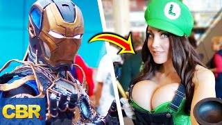25 Characters Who Are Impossible To Cosplay But Fans Still Pulled Off