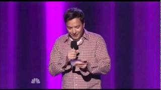 Jimmy Fallon Impersonates on AGT