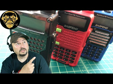 Baofeng Radios for Emergency Communications - TheSmokinApe