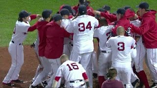 Boston Red Sox vs New York Yankees - 2016 - Septiembre - 15 - 9th Inning