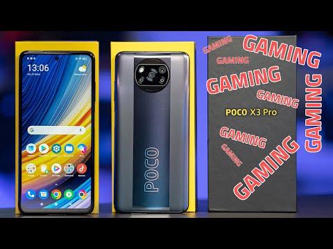 POCO X3 Pro a €199 per GAMING! Recensi …