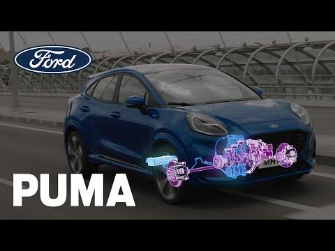 Nový Ford Puma – Hybridní technologie EcoBoost  | Ford Česká Republika