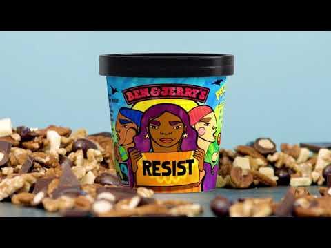 We Can Resist! Introducing Pecan Resist | Ben & Jerry's