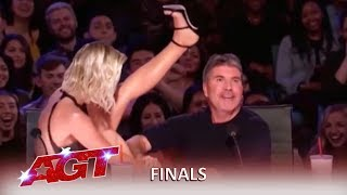 America's Got Talent Finals Intro: All Season Highlights | America's Got Talent 2019