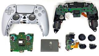 PS5 DualSense Controller Teardown - A Repairability Perspective