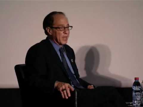 Futurist Raymond Kurzweil Discusses the Mind with President Shimon Peres