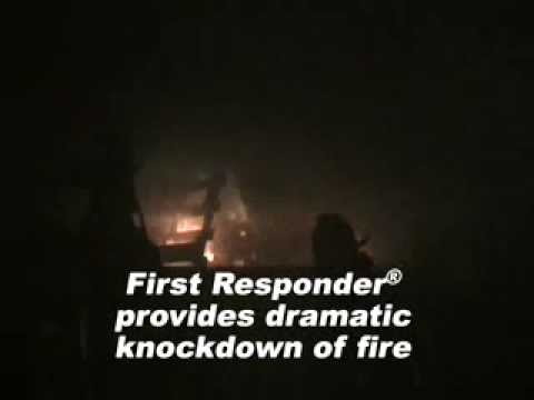 Stat-X First Responder flashover - ANFI SYSTEMS BV