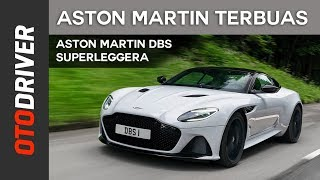 Aston Martin DBS Superleggera 2018 | First Drive | OtoDriver | Supported by GIIAS 2018