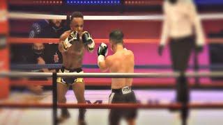 Likkleman VS Chiboub Full Fight (HD) 60fps