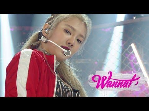 《Comeback Special》 HYOYEON (SNSD(소녀시대 효연)) - Wannabe @인기가요 Inkigayo 20170604