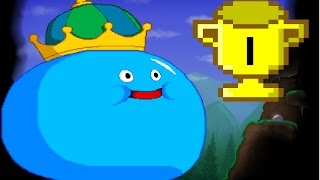 King Slime World Record [April Fools] Terraria