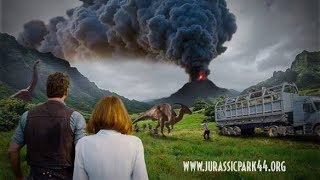 Jurassic World 2 - The Volcano Extinction Theory