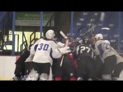 Awesome Hockey Moments