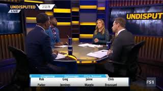 """Rob Parker on Kyler spurns A's, """"fully committing my life to become an NFL QB"""" 