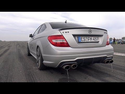 1200HP GAD Motors Mercedes-Benz C63 AMG Coupe!