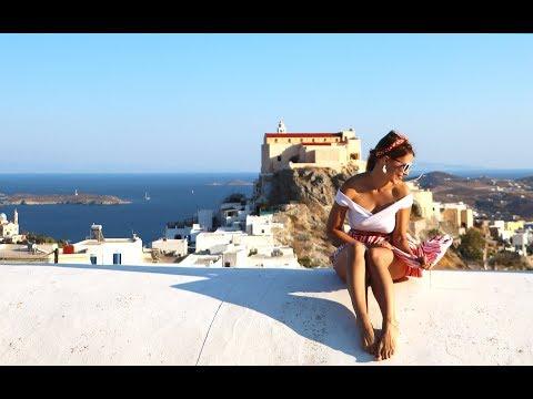 DISCOVER SYROS - The Secret Greek Island
