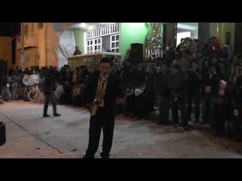 Gran Banda Show Sonora del Perú - Virgen de la Macarena Festividad en Huariaca