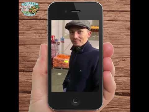 Stuart Visits New Covent Garden Market