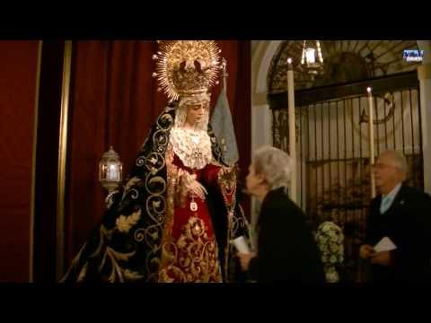 Besamanos Virgen del Subterráneo - Hermandad de la Cena -