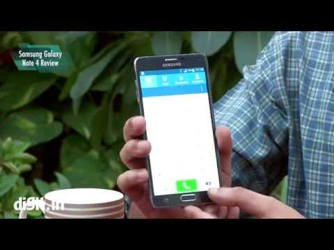 Samsung Galaxy Note 4 is the best phablet today HINDI REVIEW