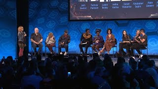 Blizzcon 2018 World of Warcraft Voice Actors