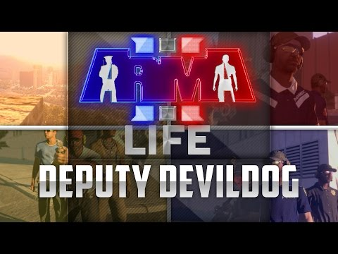 ARMA 3 Life - Deputy DevilDog