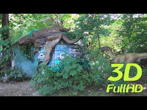 [3D] Park of Animatronic Dinosaurus (Zatorland) / Park Ruchomych Dinozaurów, Zator, Poland