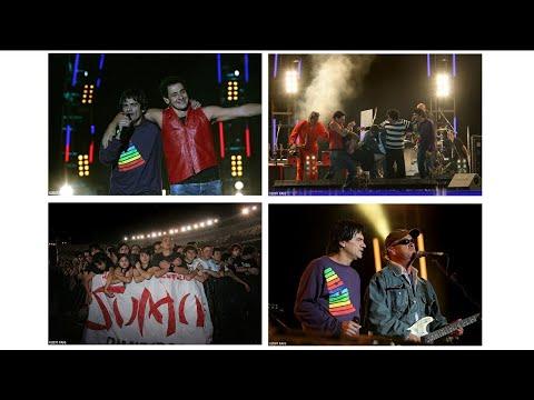 Divididos+Sumo-Vivo en Quilmes rock (2007)(Completo)