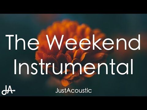 The Weekend - SZA (Acoustic Instrumental)