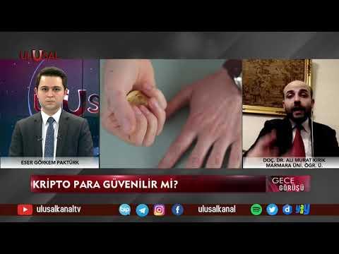Gece Görüşü – 1 Nisan 2021 – Eser Görkem Paktürk – Doç. Dr. Ali Murat Kırık – Ulusal Kanal
