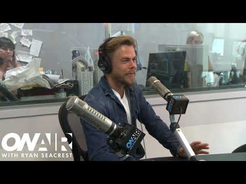 Derek Hough Talks About His Tour and His Marriage Timeline   On Air with Ryan Seacrest