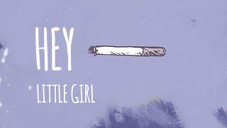 sophiemarie.b - hey little girl (live) [official lyric video]