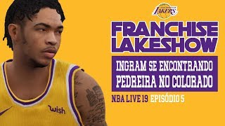 LAKESHOW  | NBA LIVE 19