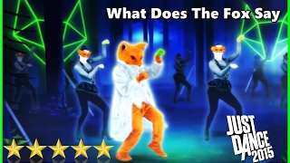 Just Dance 2015 - What Does The Fox Say