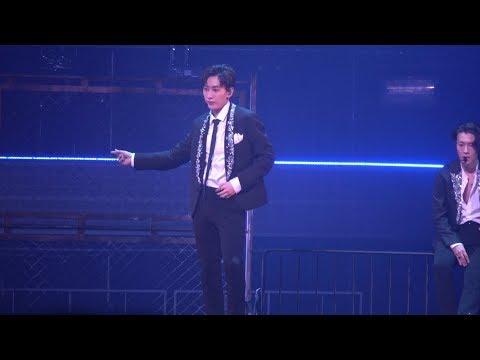 180927 D&E JAPAN TOUR STYLE - I Wanna Love You EUNHYUK (4K)