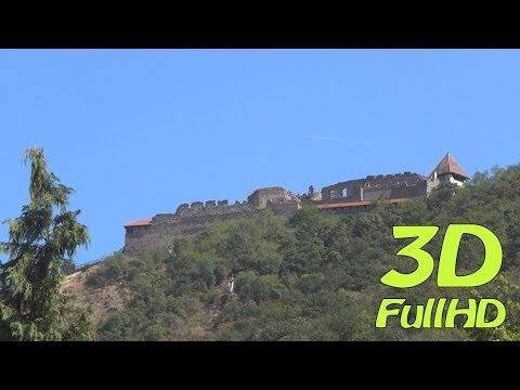 [3DHD] Visegrad Castle / Fellegvár / Cytadela, Visegrád, Hungary / Magyarország / Węgry