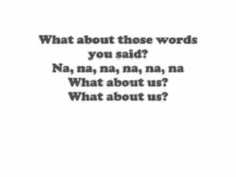 Baixar What About Us- The Saturdays Ft. Sean Paul (LYRICS)