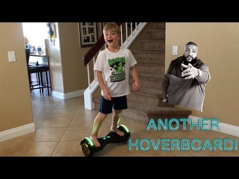 ANOTHER HOVERBOARD!