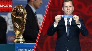 World Cup Draw 2018 Announced | England vs. Scotland!