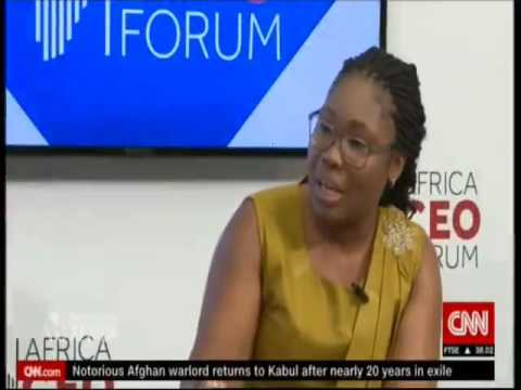 CNN Marketplace Africa: Delphine Maidou on the African Insurance Market