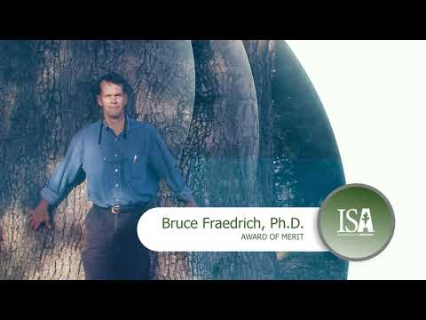 2018 ISA Award of Distinction | Bruce Fraedrich, Ph.D.