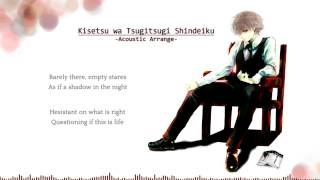 "【Jefferz】 ""Kisetsu wa Tsugitsugi Shindeiku"" -Acoustic Arrange- (English Cover) 【Tokyo Ghoul √A ED】"