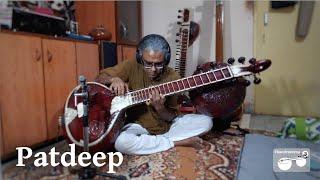 Balachander - Chandraveena - Raga Patdeep - Alapana