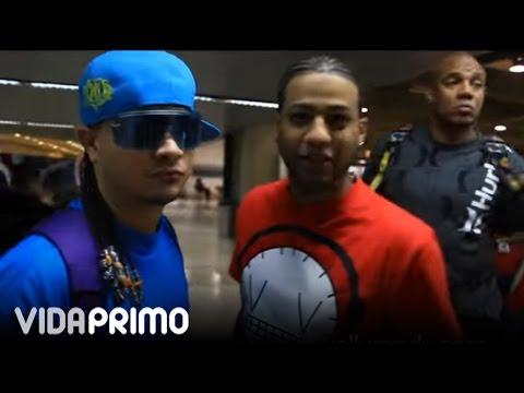 Jowell - Recibimiento en Aeropuerto Internacional de Caracas Venezuela
