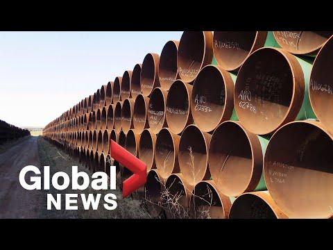 Keystone XL pipeline remains blocked in U.S.