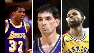 Top 10 Best NBA Point Guards of All Time